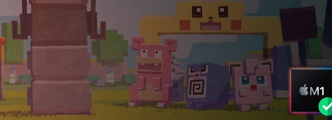 Pokemon Quest on M1 Mac: Can it run on Apple Silicon?