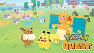 Pokemon Quest Mac art