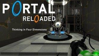 Portal Reloaded Mac art