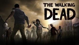The Walking Dead Mac art
