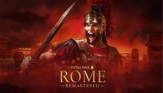 Total War ROME REMASTERED Mac art