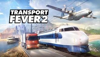 Transport Fever 2 Mac art