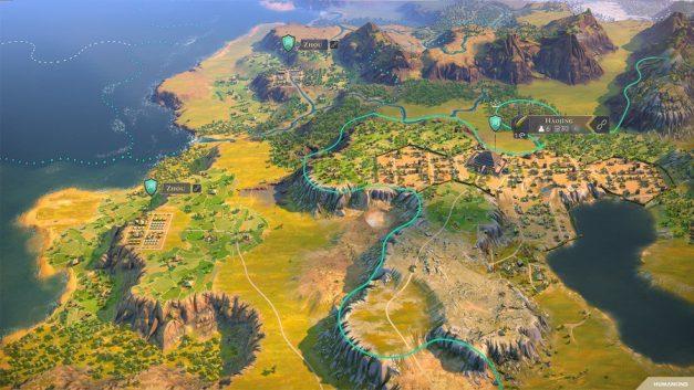 Humankind: An immersive Civilization 4X Game for Mac