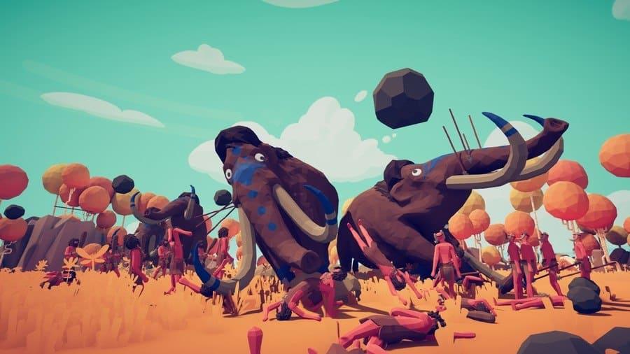 Totally Accurate Battle Simulator Mac featured